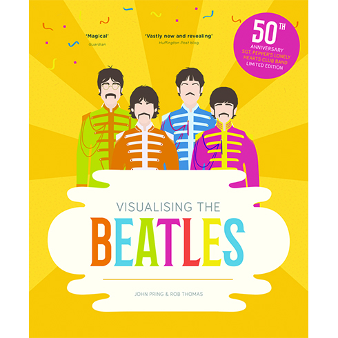 Visualising the Beatles Limited Edition