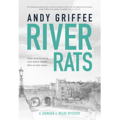 River Rats Andy Griffee front cover