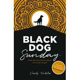 Black Dog Sunday front cover