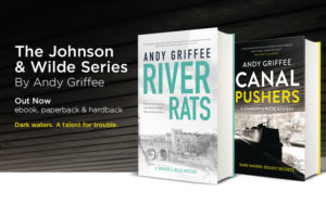 Andy Griffee Crime Thrillers